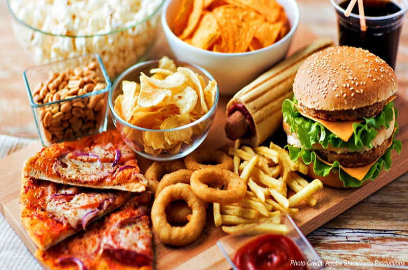 junk food leads to obesity essay