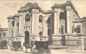Bank of Bengal Building on Strand Road