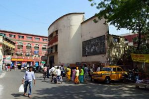 Chaplin - one off the oldest movie theatre in India