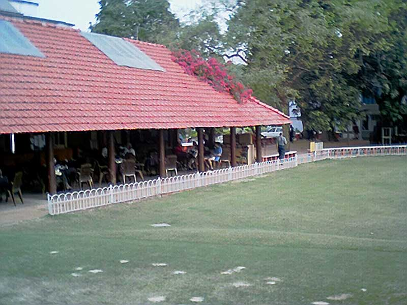 Tolly Club Golf Pavilion