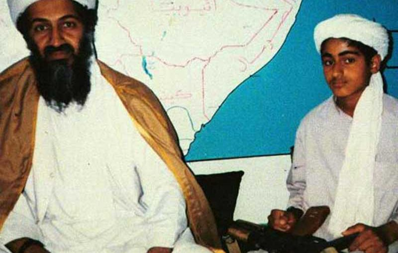 osa and Hamza bin laden