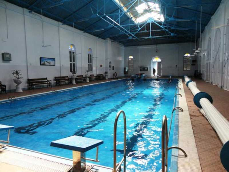 Tolly Club Indoor Swimming Pool