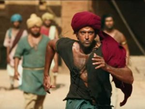 hrithik in action