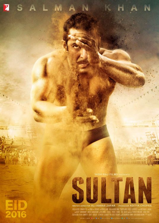 Official poster of Sultan