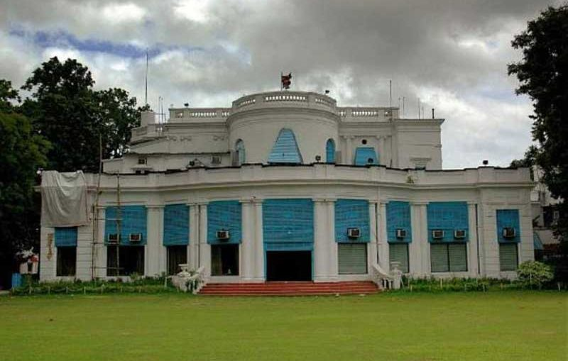 Present club house of Tolly Club