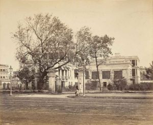 The Bengal Club - 1865