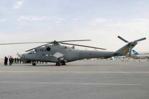 india deliver arms to afghanistan