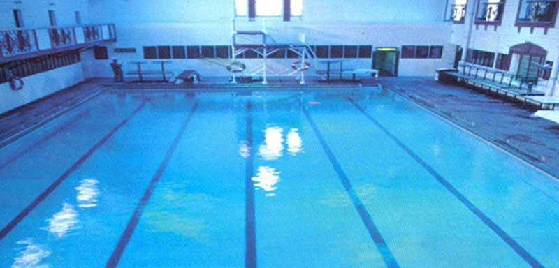 Calcutta Swimming Club - Indoor Pool