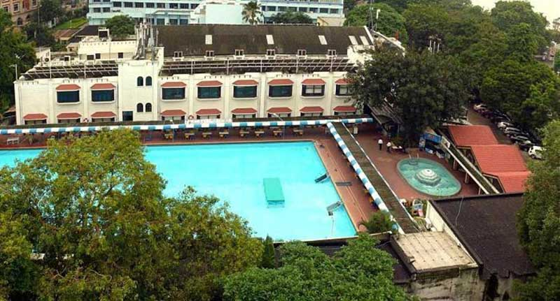Calcutta Swimming Club - Outdoor pool another view