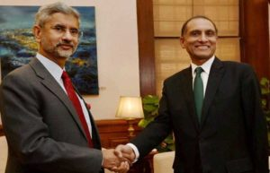 foreign secretariats of India and Pakistan
