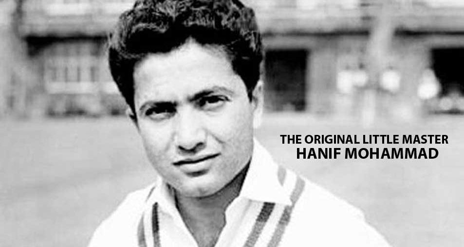 hanif mohammad young