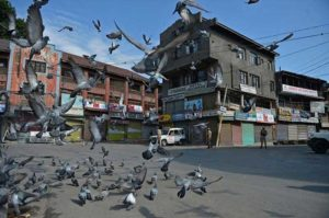 curfew lifted from kashmir valley