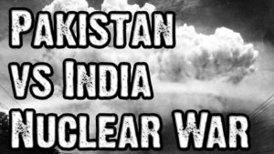 nuclear war against pakistan