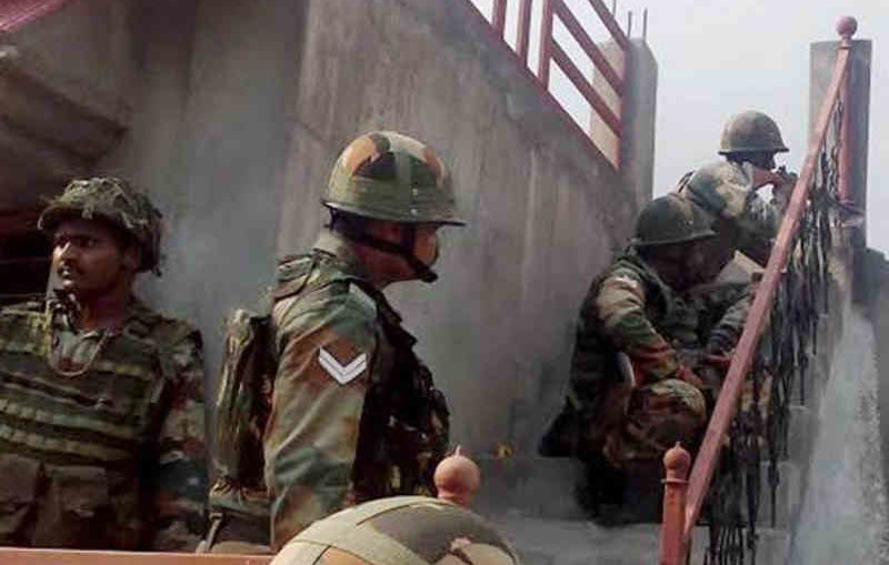 poonch encounter