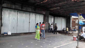 Metro Cinema Hall Calcutta - beginning of the end another picture