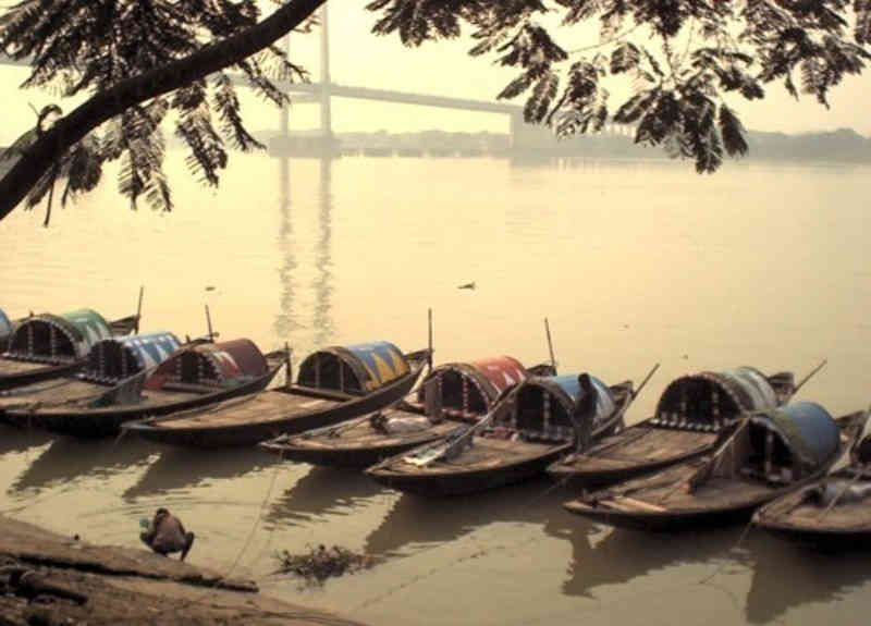 Outram Ghat Riverfront