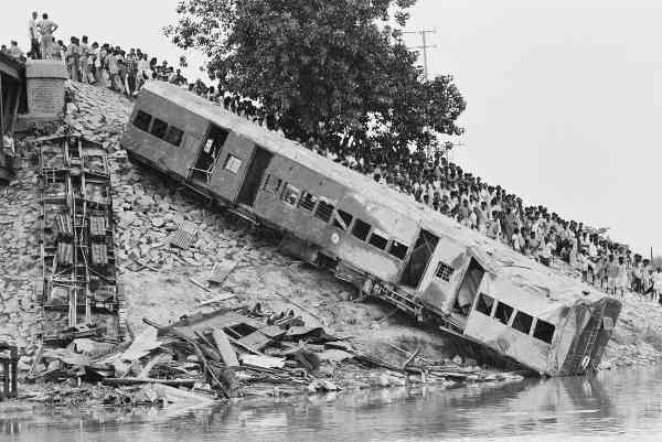 Hyderabad Train Accident