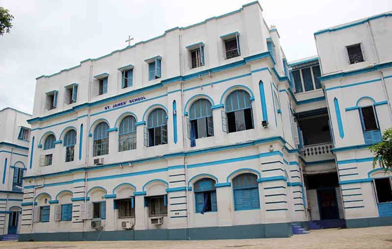St. James School Kolkata - One the most oldest private school in India