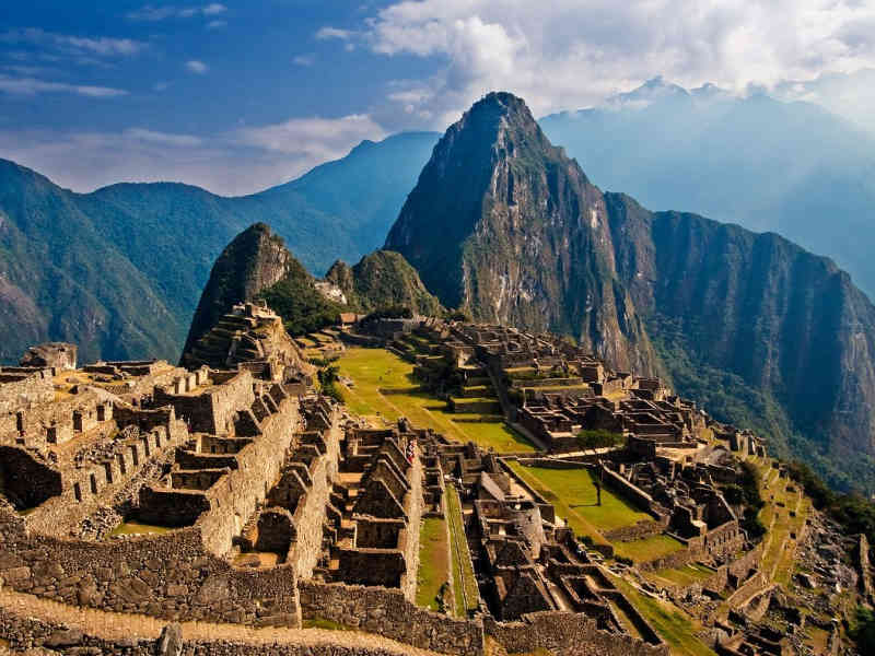 Machu Pichu - Lost City of Inca Civilization