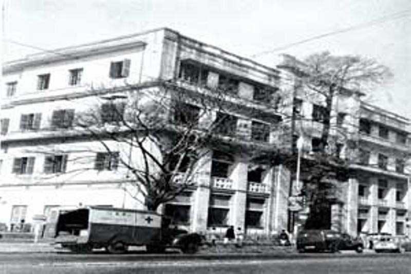 Asutosh College – Old