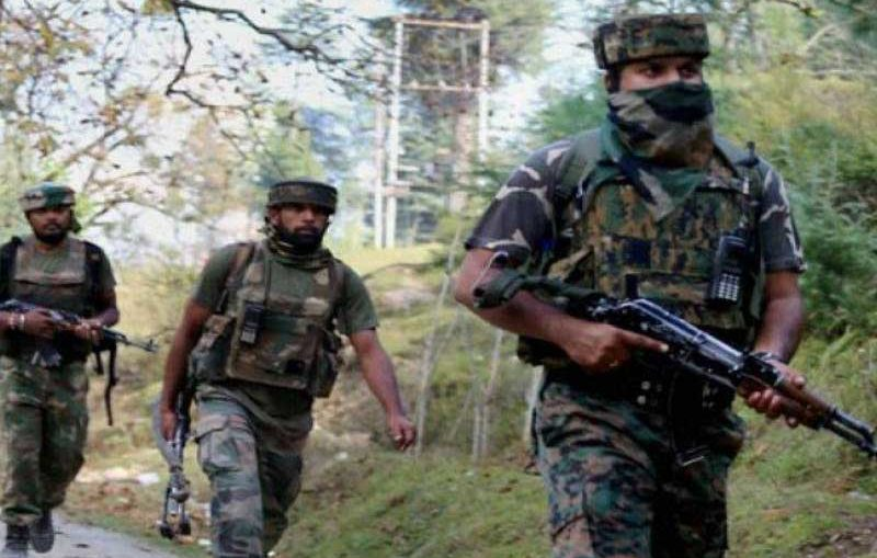 militant killed in kashmir