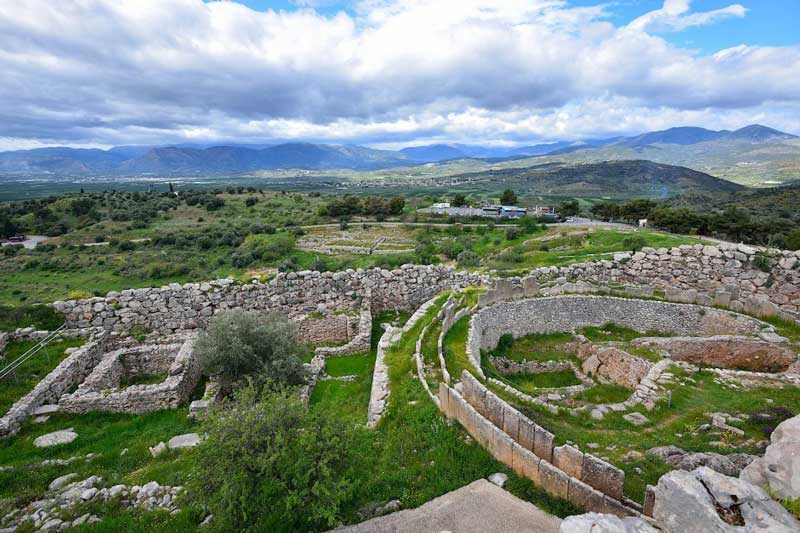 Mycenae – Greece