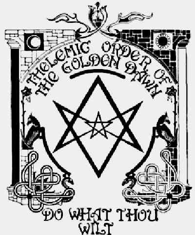 The Order of the Golden Dawn