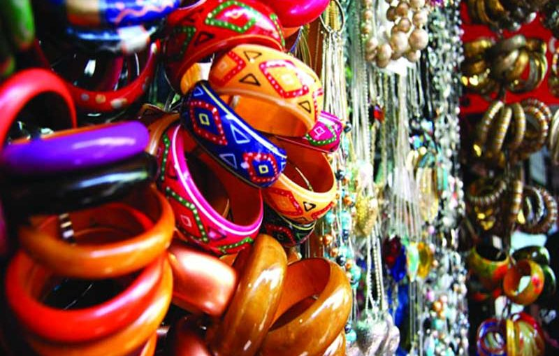 street markets in india