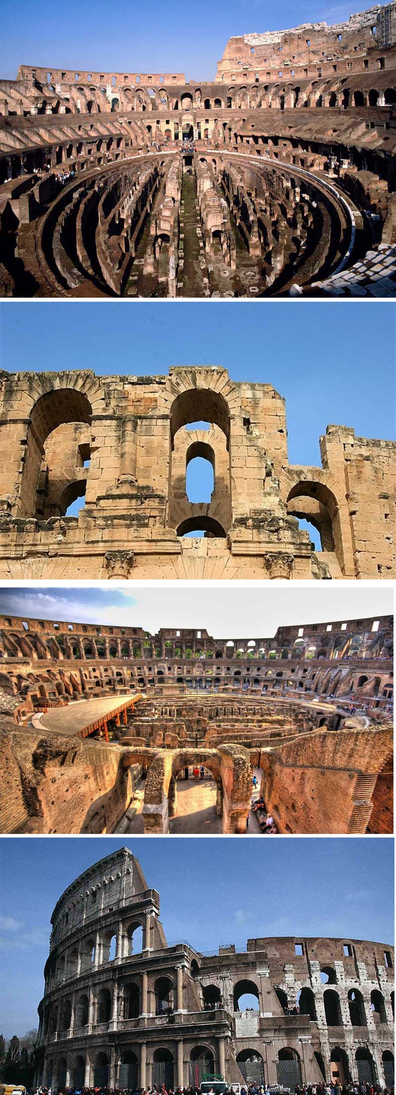 Ruins of the Colosseum