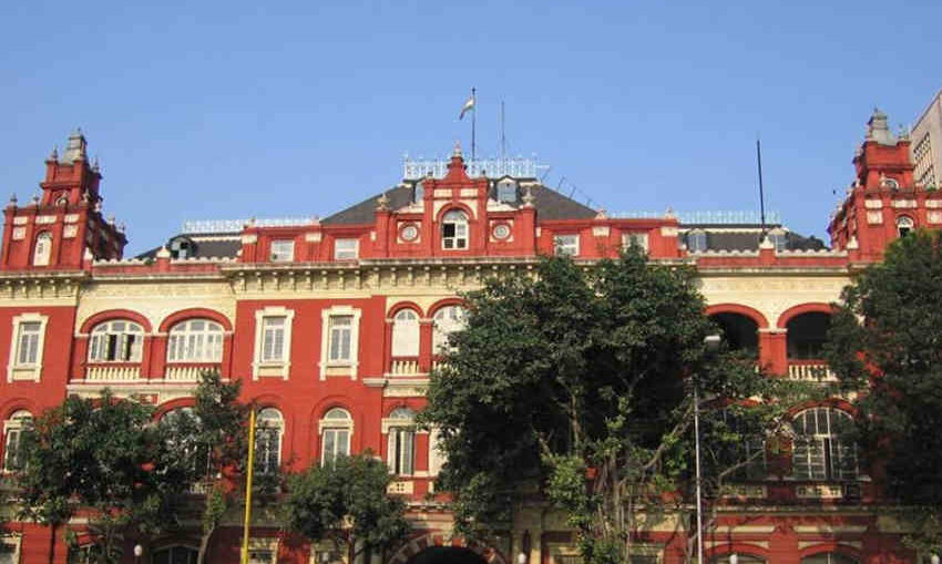 Collectorate Building Front View