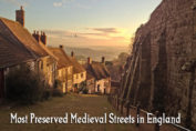 historical streets in england