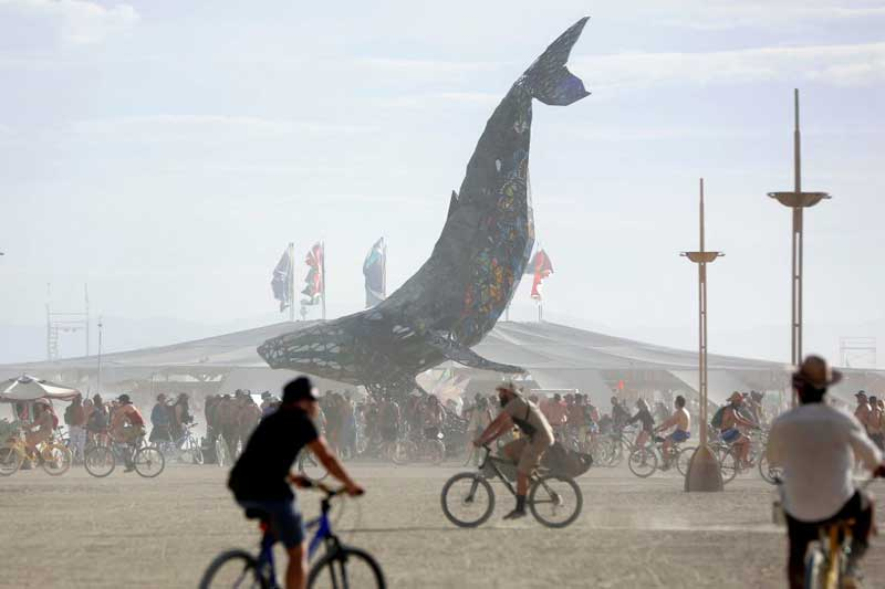 Burning Man 07