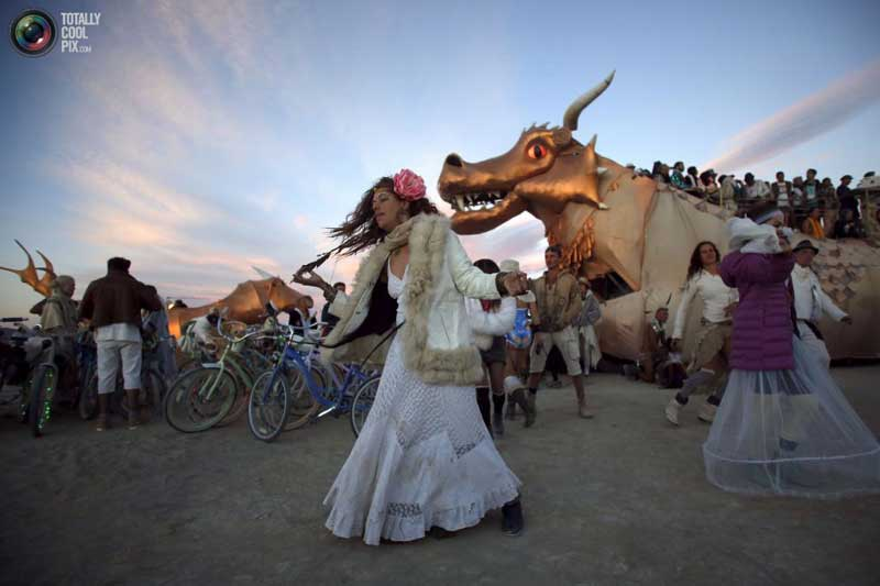 Burning Man 11