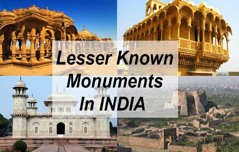 lesser known monuments in india