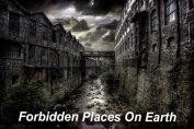 forbidden places on earth