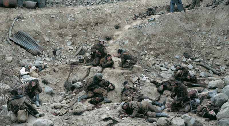 Dead Troops Talk by Jeff Wall (1992)