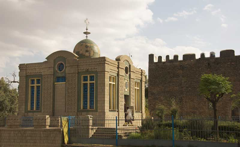 Church of Our Lady Mary of Zion, Ethiopia
