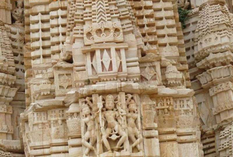 Lakshmi Temple- carvings