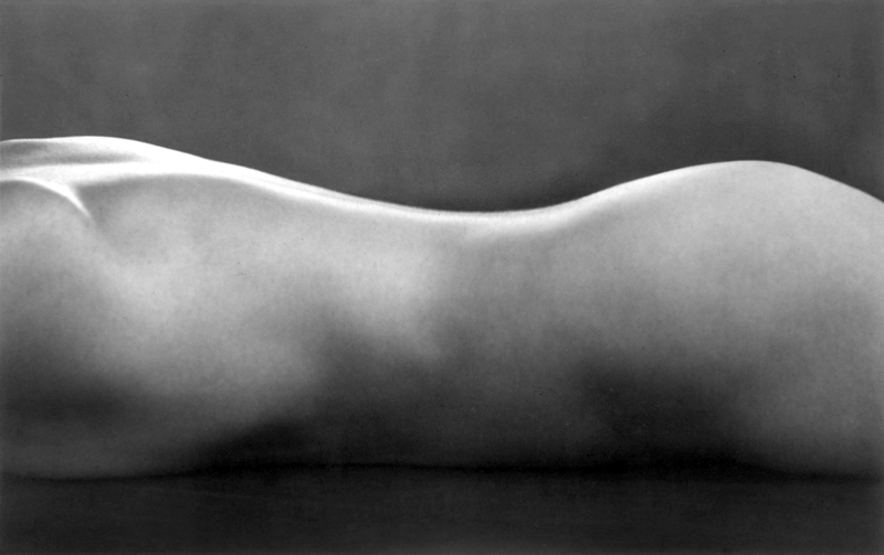 Nude by Edward Weston (1925)