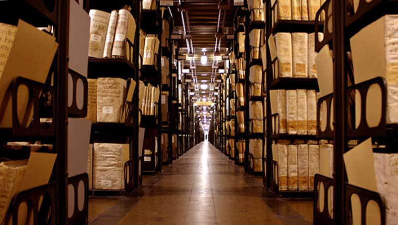 Vatican Secret Archives, Vatican City, Italy
