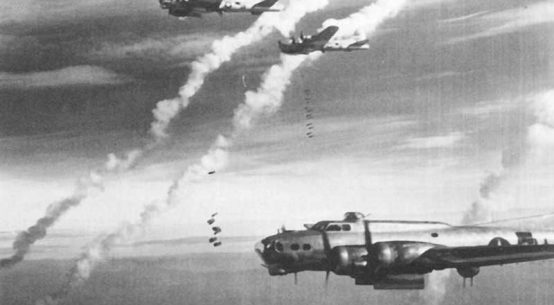 bombing campaigns of WWII