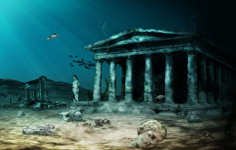 mythological lost cities