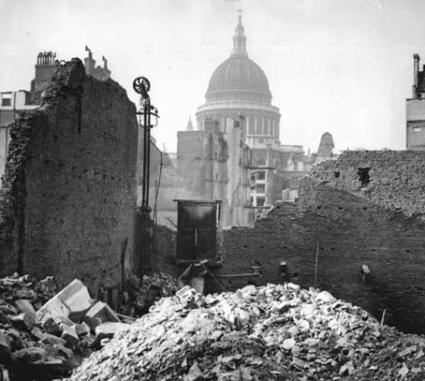 London (September 1940-May 1941) – 20,000 killed