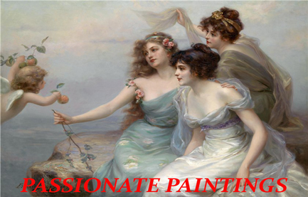 PASSIONATE PAINTINGS