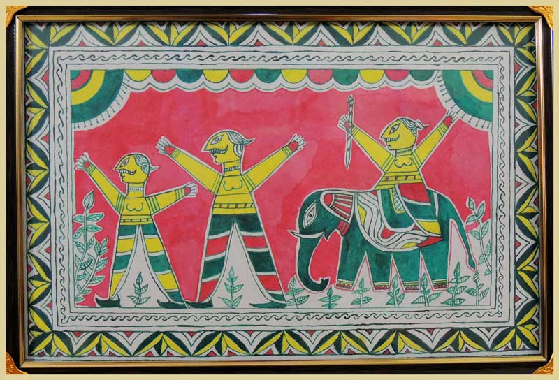Manjusha Paintings