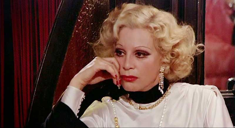 Ingrid Thulin as Madame Kitty Kellerman