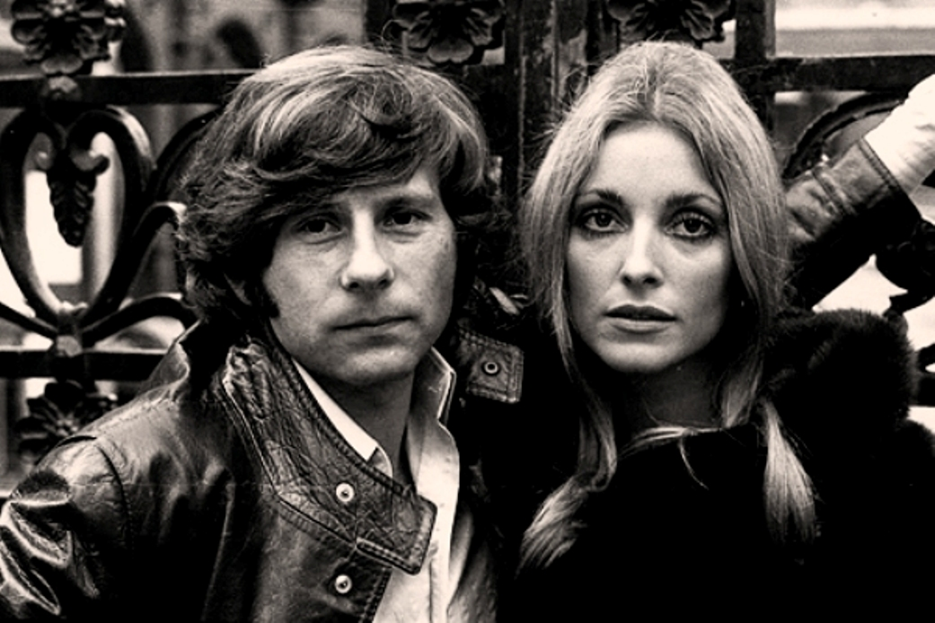 Roman Polanski and Sharon Tate 1968