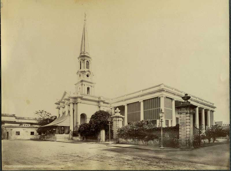 Mission Church - 1880s