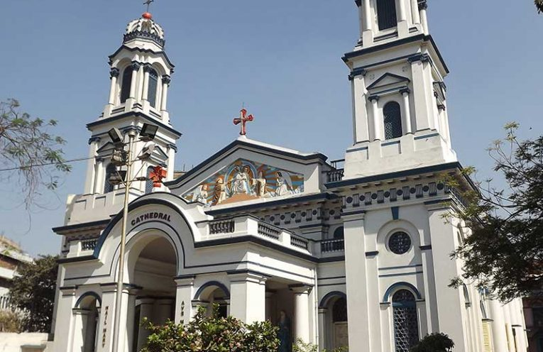 Portuguese Church Kolkata