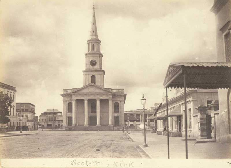 St. Andrew's Church - 1878